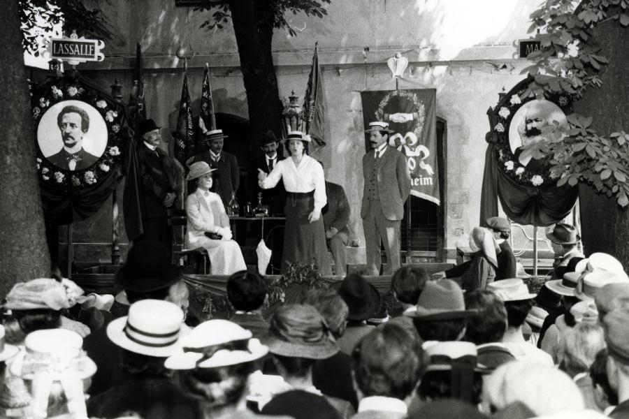 Briefe Von Rosa Luxemburg : Rosa luxemburg festiwal filmu i sztuki dwa brzegi